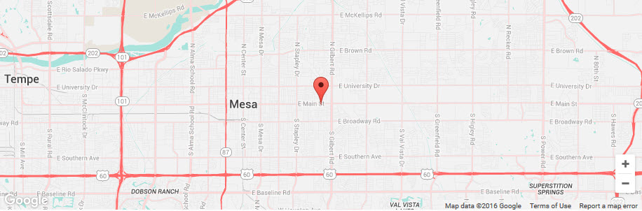 Map RV Alignment Mesa