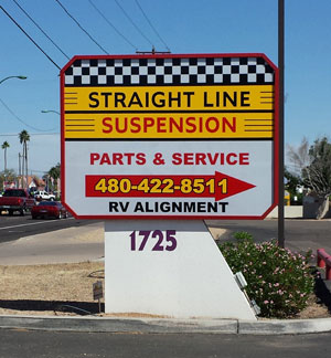 RV Alignment Mesa AZ