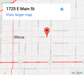 Straight Line Suspension on Google Maps